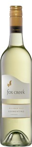 Fox Creek Vermentino - Buy