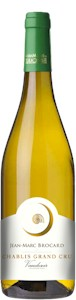 Brocard Chablis Vaudeseir Grand Cru - Buy