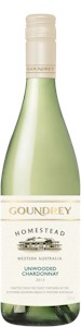 Goundrey Homestead Unwooded Chardonnay 2015 - Buy