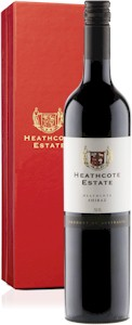 Heathcote Estate Shiraz Gift Boxed - Buy