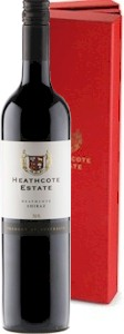Heathcote Estate Shiraz Superbly Gift Boxed 2013 - Buy