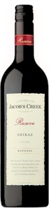 Jacobs Creek Reserve Shiraz 2015 - Buy