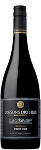 Lawsons Dry Hills Reserve Pinot Noir - Buy