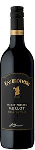 Kay Brothers Basket Pressed Merlot - Buy