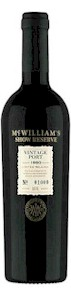 McWilliams Show Reserve Vintage Port 500ml 1982 - Buy