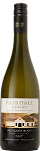 Fairhall Downs Sauvignon Blanc 2009 - Buy