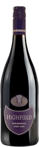 Highfield Marlborough Pinot Noir - Buy