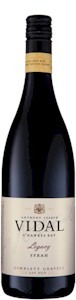 Vidal Estate Legacy Gimblett Gravels Syrah - Buy