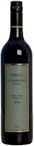 Parker Estate Terra Rossa Merlot 2010 - Buy