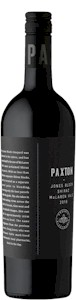 Paxton Jones Block Shiraz - Buy