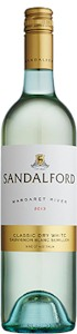 Sandalford Margaret River Classic Dry White 2014 - Buy