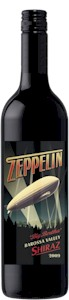 Zeppelin Big Bertha Barossa Shiraz 2015 - Buy