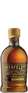 Aberfeldy 21 Years Highland Malt 750ml - Buy