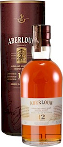 Aberlour 12 Years Double Cask Speyside Malt 700ml - Buy