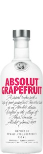 Absolut Grapefruit Vodka 700ml - Buy