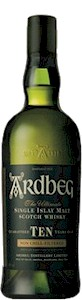 Ardbeg Isle of Islay 10 Years Single Malt 700ml - Buy