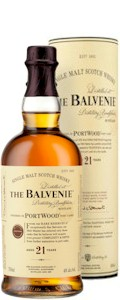 Balvenie 21 Years Port Wood Malt Whisky 700ml - Buy