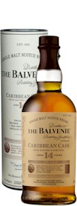 Balvenie Carribbean Cask 14 Years Malt 700ml - Buy