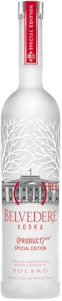 Belvedere Special Edition Red Polish Vodka 700ml - Buy