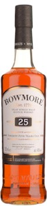 Bowmore 25 Years Islay Malt 700ml - Buy