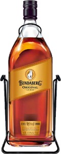Bundaberg Rum Cradle Bottle 4.5 Litres  - Buy