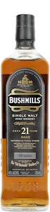 Bushmills 21 Year Single Malt Irish Whisky 700ml - Buy