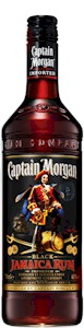 Captain Morgan Black Label Dark Rum 700ml - Buy