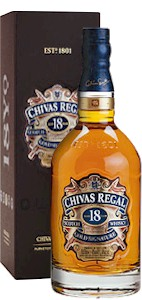 Chivas Regal 18 Year Old Scotch Whisky 700ml - Buy