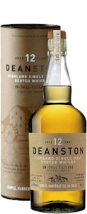 Deanston 12 Years Highland Malt 700ml - Buy