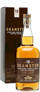 Deanston 18 Years Highland Malt 700ml - Buy