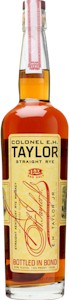 EH Taylor Straight Rye 750ml - Buy