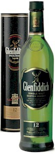 Glenfiddich Single Malt 12 Year Old 700ml - Buy