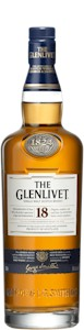 Glenlivet 18 Year Old Single Malt Whisky 700ml - Buy