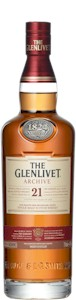Glenlivet 21 Years Archive Single Malt 700ml - Buy