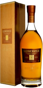 Glenmorangie Single Malt 18 Years Scotch 700ml - Buy