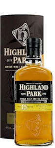 Highland Park 15 Years Orkney Malt 700ml - Buy