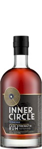 Inner Circle Black Dot Batch Distilled Over Proof Rum 700ml - Buy