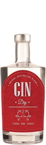Ironbark 313 Dry Gin 750ml - Buy