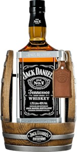 Jack Daniels Old No7 Black Label 1.75 litres Cradle - Buy