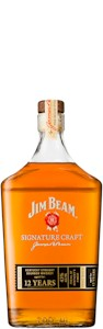 Jim Beam Signature Craft 12 Years Bourbon 700ml - Buy