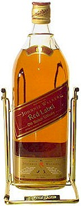 Johnnie Walker Red Label Cradle Scotch 4.5 Litre - Buy