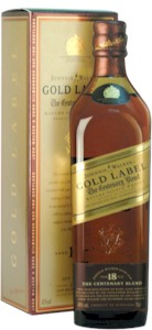 Johnnie Walker Gold  Centenary 18 Years 750ml - Buy