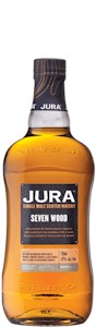 Isle Of Jura Seven Wood Malt 700ml - Buy