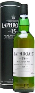 Laphroaig 15 Year Old Single Malt 750ml - Buy