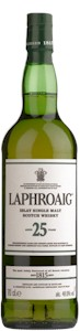 Laphroaig 25 Year Old Single Malt 700ml - Buy