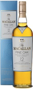 Macallan Fine Oak 12 Years Malt Whisky 700ml - Buy
