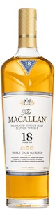 Macallan 18 Years Triple Cask Single Malt 700ml - Buy