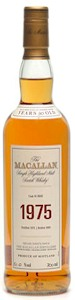 Macallan Single Malt Scotch Whisky 1975 700ml - Buy