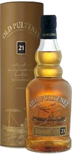 Old Pulteney 21 Years Single Malt 700ml - Buy