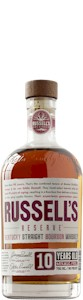 Russells Reserve 10 Year Small Batch Bourbon 700ml - Buy